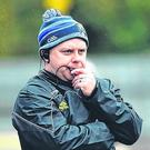 Cavan manager Mickey Graham. Photo: Oliver McVeigh/Sportsfile