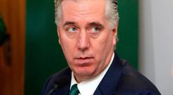 To be quizzed: John Delaney. Picture: PA
