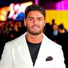 Former Love Island contestant Mike Thalassitis who has died aged 26. Photo: Ian West