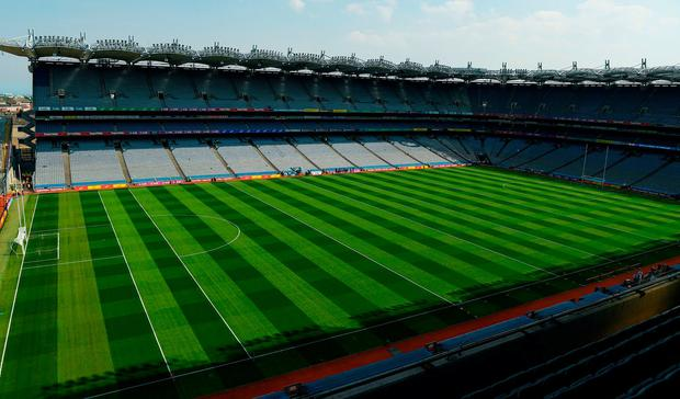 Croke Park will host Leinster final double header
