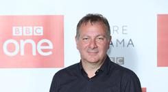 Jed Mercurio has spoken about gender in the workplace. (Isabel Infantes/PA)