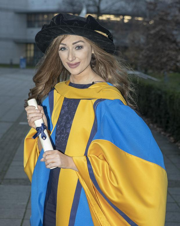 Champion: Laura Brennan campaigned for HPV vaccine. Picture: Fennells