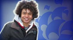 Radzi Chinyanganya is to leave Blue Peter after nearly six years as a host (BBC/PA)