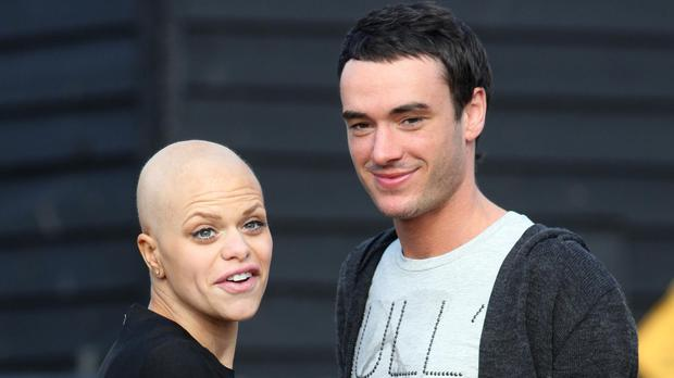 Jack Tweed said he is unable to move on 10 years after wife Jade Goody's death (Chris Radburn/PA)