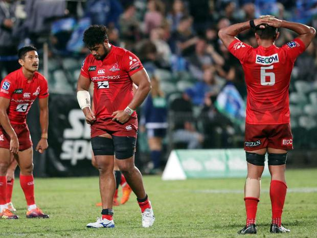 Sunwolves cut from Super Rugby after 2020 - SANZAAR
