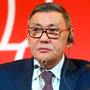 AIBA president Gafur Rakhimov is to stand down. Photo: Stanislav Krasilnikov\Getty Images