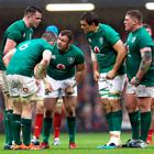 'Everything will be fed into Joe Schmidt's computer as he processes the data and works his way towards finalising his 31-man squad for the World Cup.' Photo: PA