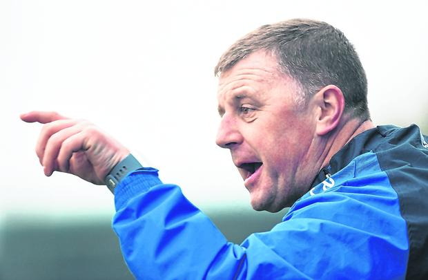 Páraic Fanning's Waterford are still finding their shape. Photo: Sportsfile