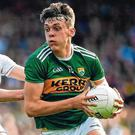 Kerry's David Clifford. Photo: Brendan Moran/Sportsfile
