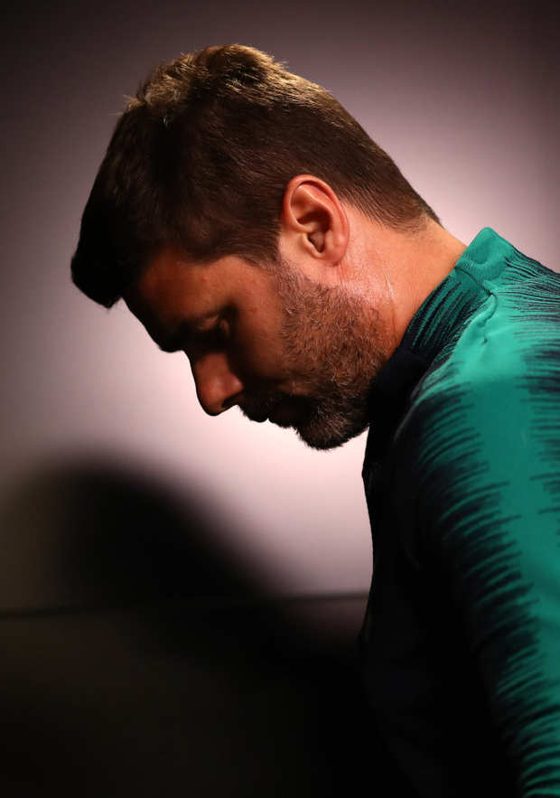 Spurs boss Mauricio Pochettino. Photo: Maja Hitij/Getty Images