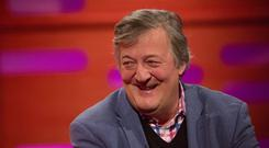 Stephen Fry has joined the group (Isabel Infantes/PA)