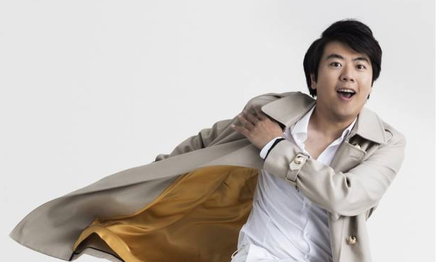 Breaking out: Lang Lang has collaborated with Pharrell Williams and Metallica. Photo: Gregor Hohenberg/deutsche grammophon