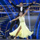 Mairead Ronan and John Nolan during the Final of Dancing With The Stars