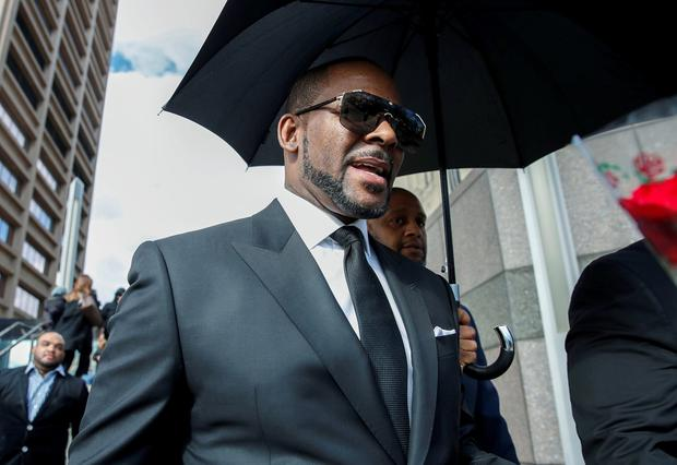 R. Kelly. Photo: REUTERS/Kamil Krzaczynski