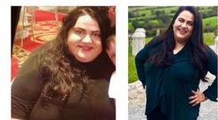 Trisha Lewis has shared her weight-loss journey