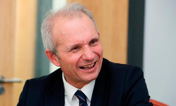 Lidington has been a regular visitor to Dublin since becoming Cabinet Office minister in a reshuffle in January 2018. Photo: Brian Lawless/PA Wire