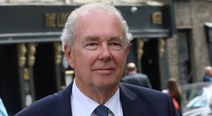 Chair: Ex-High Court president Mr Justice Nicholas Kearns. Photo: Collins Courts