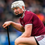 Heavy hits: Joe Canning will require an X-ray to discover the full extent of the damage done. Photo: Harry Murphy/Sportsfile