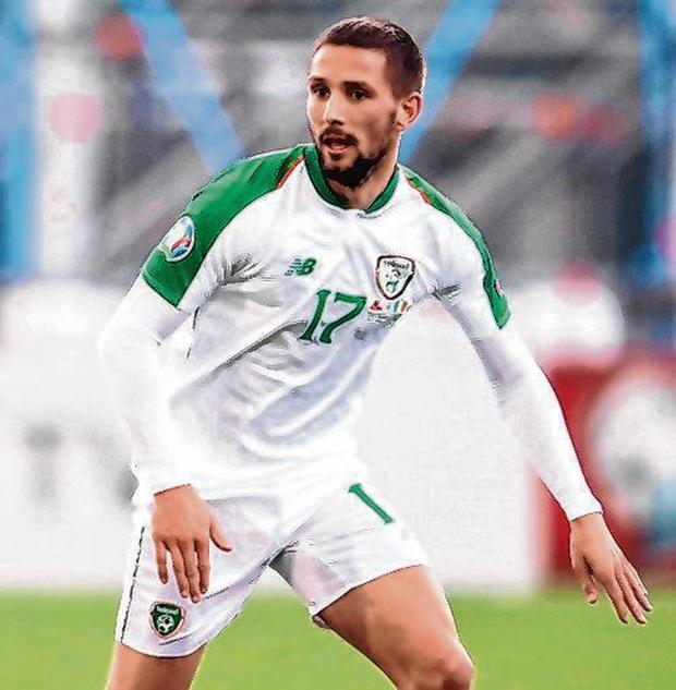 Conor Hourihane. Photo: Alex Pantling/Getty Images