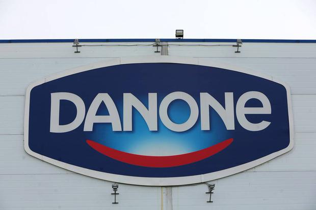 Danone trades in 120 countries with revenues of €25bn, net profit of €2.3bn and has 105,000 employees
