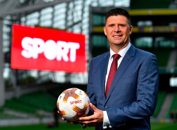 CANDIDATE: Will Niall Quinn go for the FAI CEO job? Photo: Brendan Moran/Sportsfile