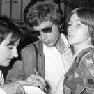 File photo dated 26/09/67 of musician Scott Walker (centre), who has died at the age of 76. Walker was one third of The Walker Brothers and later became a solo artist. PA/PA Wire