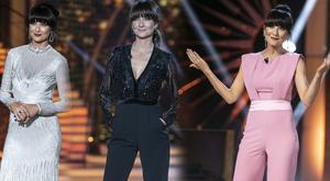 Jennifer Zamparelli's onscreen wardrobe on Dancing With The Stars