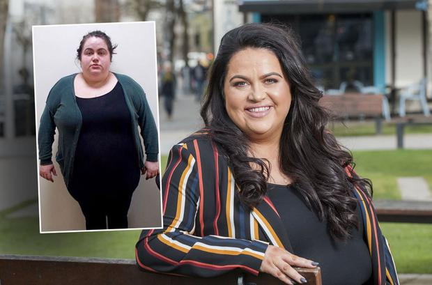 'I used to offer to take all the photos so I wouldn't be in them' - Limerick woman Trisha Lewis has achieved her goal of a 100 pound weight loss in one year (Photo: Provision)