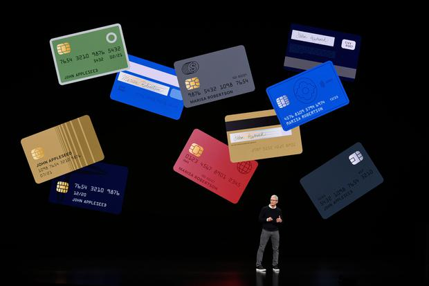 Apple Card Cash Back Credit Card Launches in the US