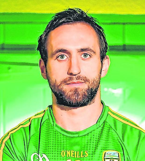 Graham Reilly. Photo: Ramsey Cardy/Sportsfile