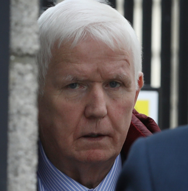 Victim: Patrick Joseph Fahy won damages from the hotel. Picture: Collins
