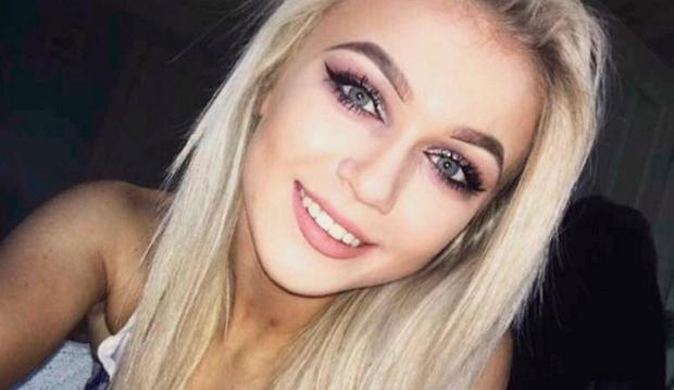 Victim: Tara Wright, from Donaghcloney, Co Down, was found outside Belfast City Hospital