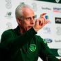 Ireland manager Mick McCarthy