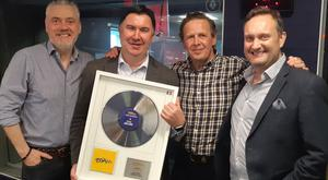 Paul Collins is leaving Today FM. PIC: Paul Collins/Twitter