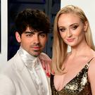 Joe Jonas (left) and Sophie Turner (right) (Ian West/PA)