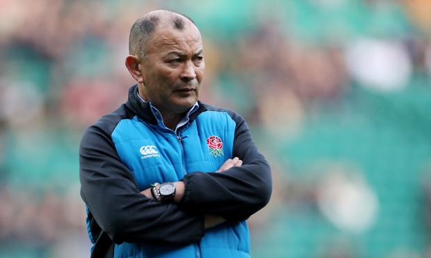 Eddie Jones is contracted until June 2021 after the RFU handed him a two-year extension in 2018. Photo: Peter Cziborra/Action Images via Reuters