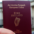 The whole of 2018 saw 860,000 passports issued – many, of course, renewals for Irish citizens. Stock image