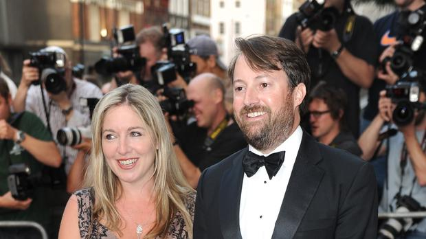 Victoria Coren Mitchell and David Mitchell (Anthony Devlin/PA)