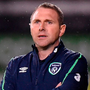 Republic of Ireland U-19 head coach Tom Mohan. Photo: Sportsfile