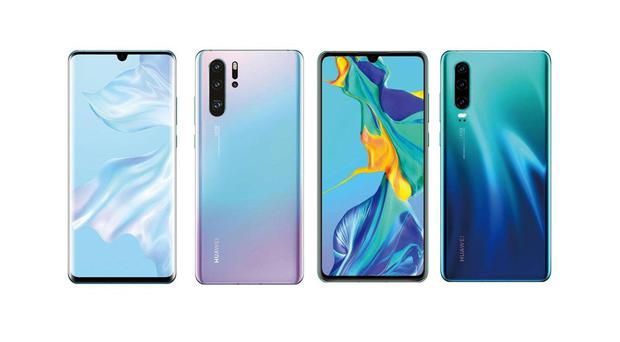 P30 Pro aims to take a bite out of Apple's business phone market share