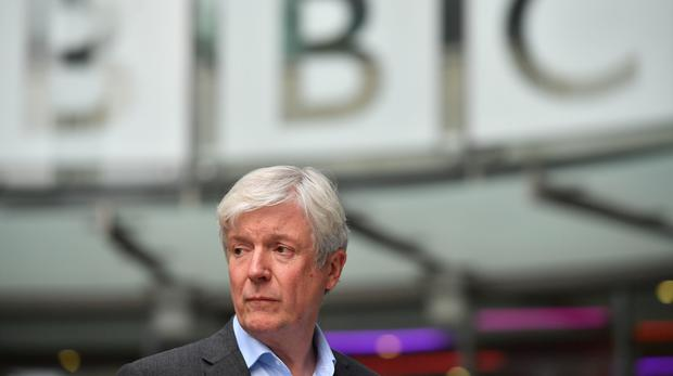 Director-General of the BBC Tony Hall (Ben Stansall/{PA)