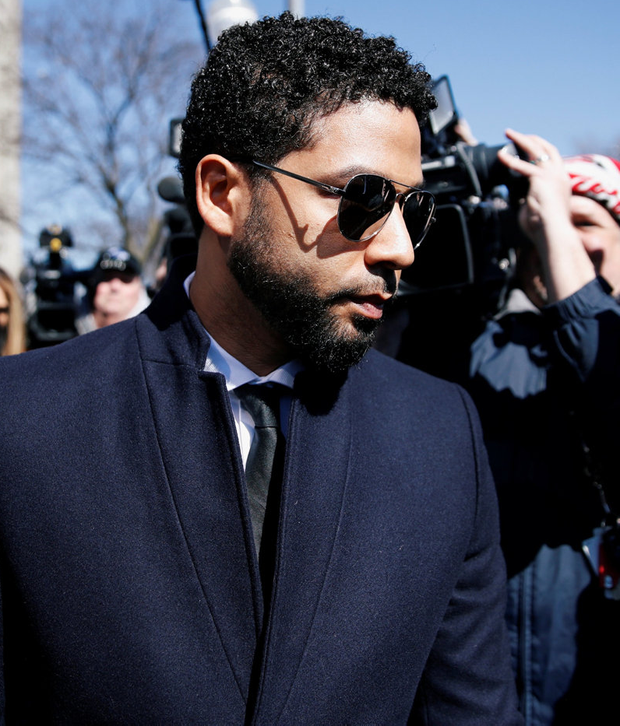 Actor Jussie Smollett. Photo: REUTERS/Kamil Krzaczynski