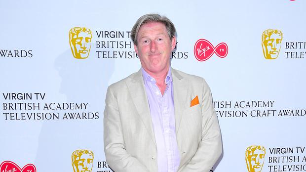 Adrian Dunbar plays Superintendent Ted Hastings (Ian West/PA)