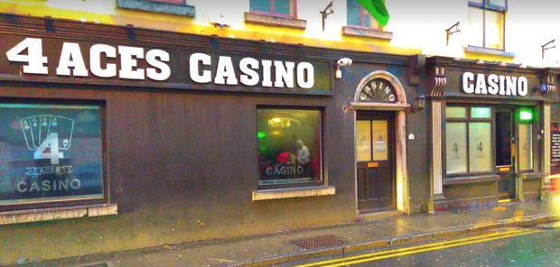 4 Aces Casino in Galway Photo: Google Maps