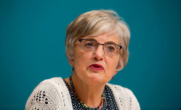 Children's Minister Katherine Zappone. Photo: Gareth Chaney, Collins