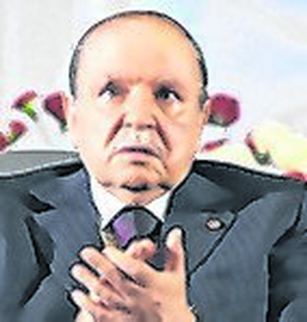 Abdelaziz Bouteflika: President has ruled Algeria for 20 years