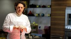 INSIGHT: Marco Pierre White. Picture: David Conachy