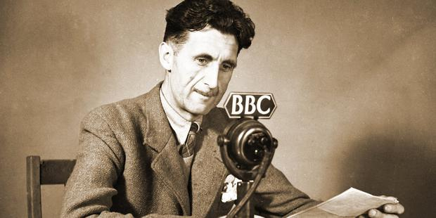 GEORGE ORWELL: 'What is to be expected of them is not treachery, or physical cowardice, but stupidity, unconscious sabotage, an infallible instinct for doing the wrong thing.'