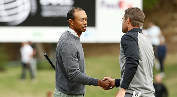 Tiger Woods falls to Lucas Bjerregaard at WGC Match Play while Rory McIlroy apologies for ducking media after loss