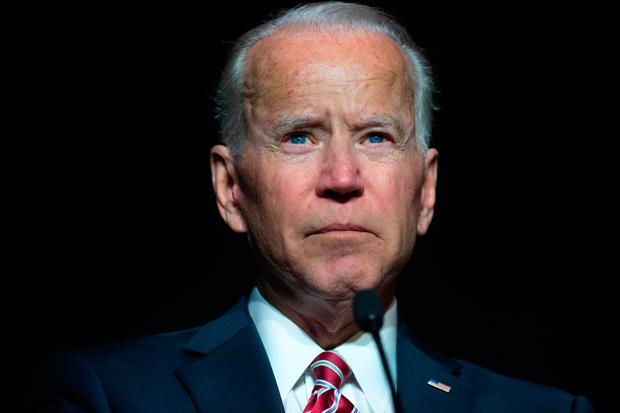 Former US vice president Joe Biden. Photo: AFP/Getty Images